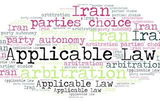 Applicable Law in Iran Arbtiration_Oveis Rezvanian